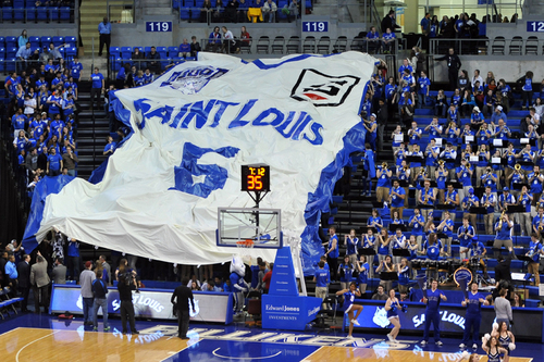 BILLIKENS STUDENT SECTION