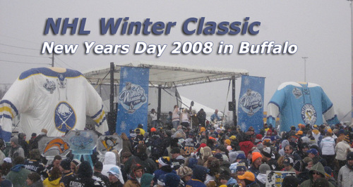 NHL Winter Classic 2008