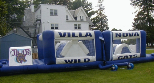 Villanova-obstacle course