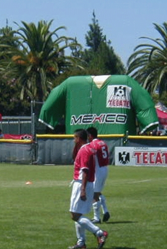 TECATE BEER / MEXICAN NATL TEAM