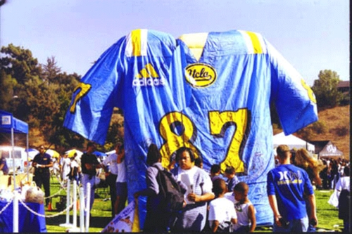 UCLA at Rose Bowl