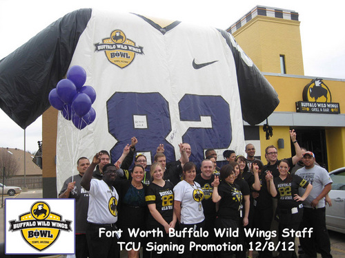 Buffalo Wilds Wings Bowl