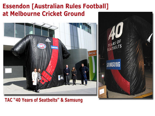 Essendon Australian Rules Football
