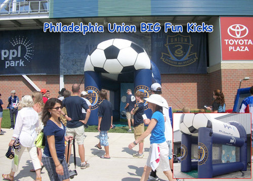 Philadelphia Union Goal Scoring Game