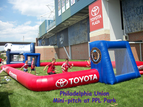 Philadelphia Union Mini-Pitch