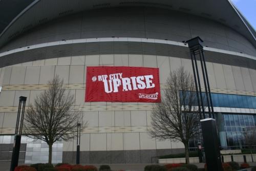 Blazers: Rip-City Up-Rise