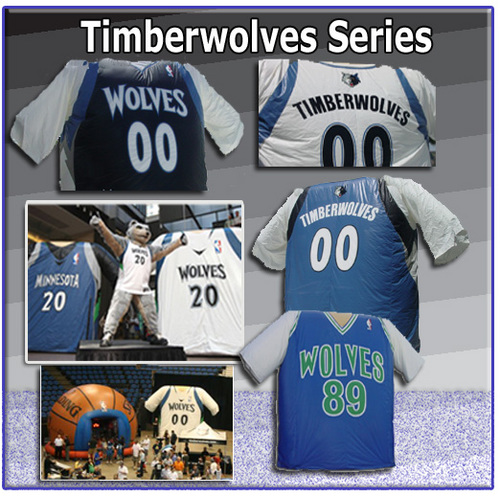 TIMBERWOLVES SERIES